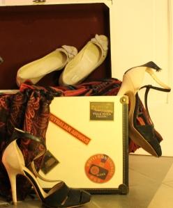 scarpe e baule