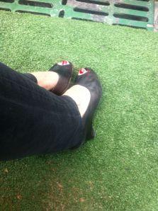 Le scarpe di Venere