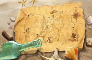 mappa del tesoro 2
