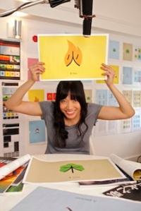 Shaolan Hsueh, Chineasy, Kickstarter@Robert Leslie 2013