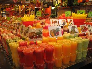 Barcelona Las Ramblas Market 06
