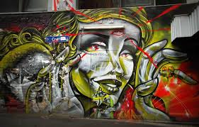 melb graffiti street art