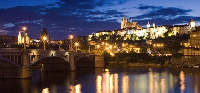 Why Prague is like the sugar cube in a black coffee