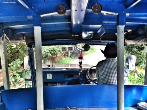 On the road Cabiria Magni Thailandia Singburi