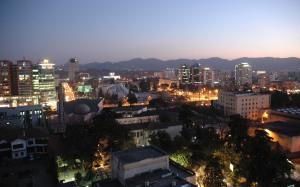 Night-Cityscape-Tirana-Albania