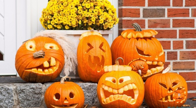 I 4 migliori posti per godersi Halloween