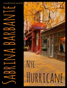 Read the short love&travel novel NYC - HURRICANE