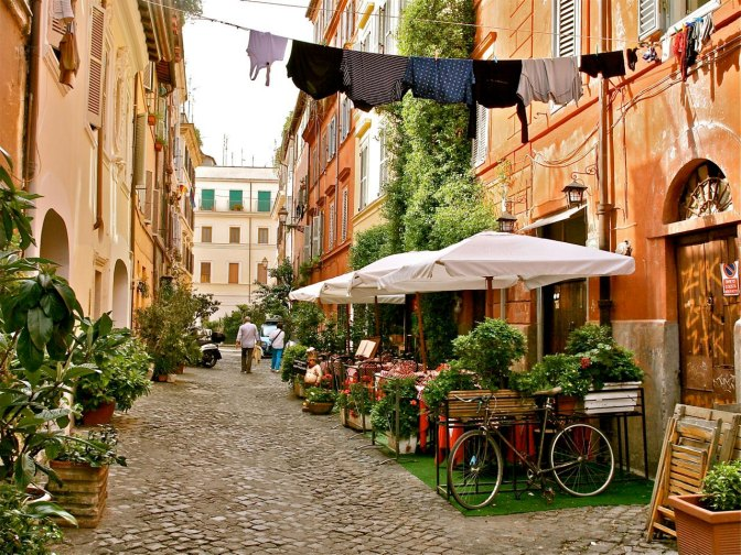 Diversamente a Roma. Bomba o non bomba.