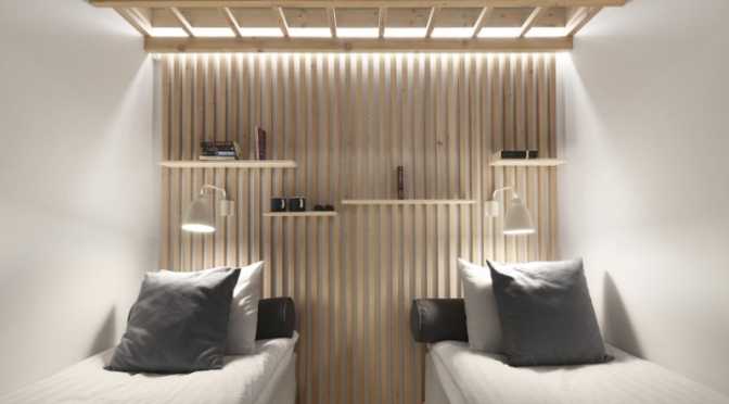 Un hotel dal sogno e low cost a Tampere